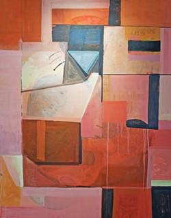 """""""Rosie Tinted Studio"""" by Susan Morrison-Dyke - MYRIAD BOTANICAL GARDENS / PROVIDED"""