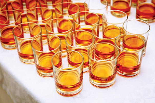 Scotch-tasting fundraiser Cheers 4 Charity, 6:30-9:30 p.m. Jan. 19 at Dunlap Codding, 609 W. Sheridan Ave., benefits local nonprofit Filling Tummies, working to fight hunger in Oklahoma. - BIGSTOCK.COM
