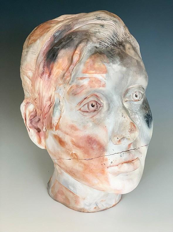 """""""Truth"""" by Rachel Davis - OKLAHOMA VISUAL ARTS COALITION / PROVIDED"""