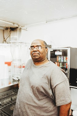 Geronimo's Bakery owner Jeffrey Richards took over the store - from his father Raymond in the early 1990s. - ALEXA ACE