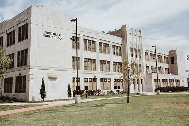 Northeast Academy will become Classen School of Advanced Studies High School. - ALEXA ACE