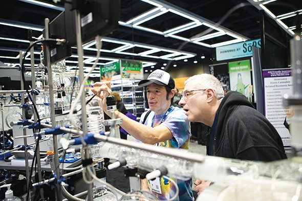 CannaCon 2019 in Seattle - PROVIDED