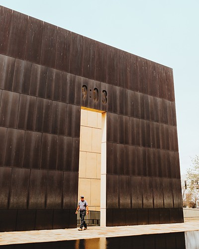 The history of the Alfred P. Murrah Federal Building bombing is under attack by members of the alt-right. - ALEXA ACE