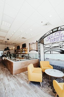 Dolci Paradiso is located at 10740 S. May Ave., Suite 116 - ALEXA ACE