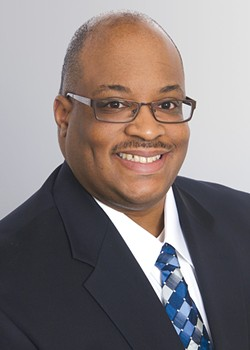 Greg Jones is on the NEOKCR board of directors and serves as co-facilitator for the commercial district launch team. - PROVIDED