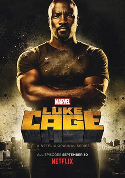 Luke Cage on Netflix - PROVIDED