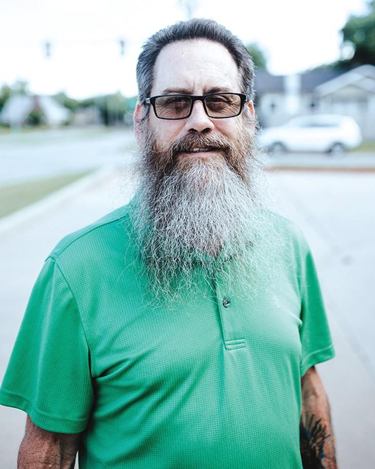 "Cannabis activist Chris ""Uncle Grumpy"" Moe - ALEXA ACE"