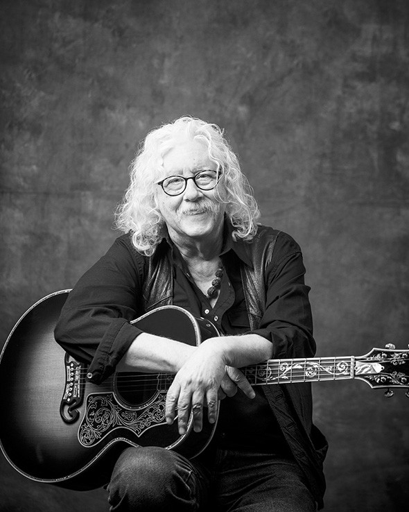 Arlo Guthrie - PROVIDED