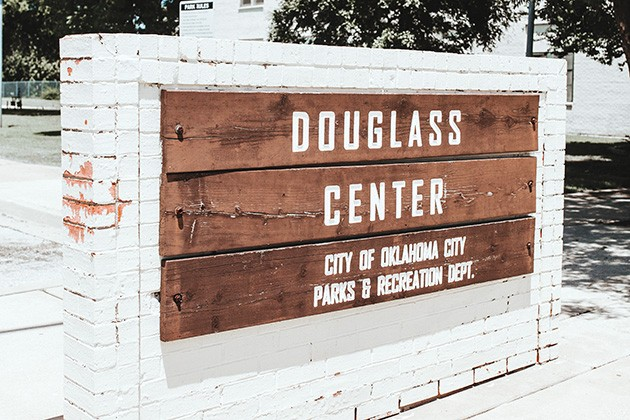 Douglass Recreation Center is free and open to the public 12:30-6 p.m. weekdays this summer, but some programming has a fee. - ALEXA ACE