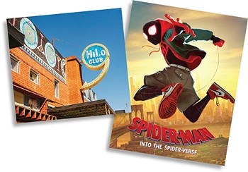 HiLo | Alexa Ace • Spider-Man: Into the Spider-Verse | Sony Pictures Releasing / provided