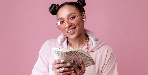 Miillie Mesh is a hip-hop goddess living and working in Oklahoma City. Her latest mixtape is Mesh Madness.