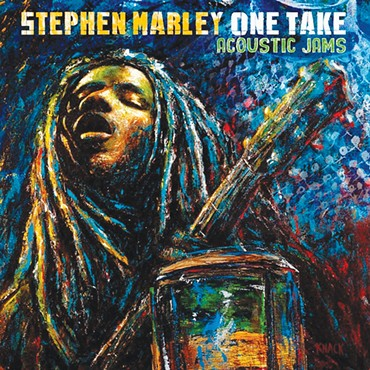 One Take: Acoustic Jams, recorded in Stephen Marley's living room, was released in 2018. - PROVIDED