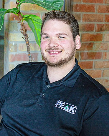Corbin Wyatt, founder of The Peak - ALEXA ACE
