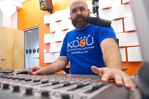 Ryan LaCroix is the host of the Oklahoma Rock Show, an Oklahoma music radio show airing every Friday from 7 to 9 p.m. on KOSU and The Spy.