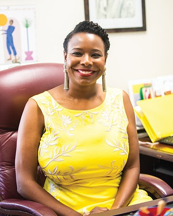 Ward 7 councilwoman Nikki Nice said a full-service grocery store in northeast OKC is long overdue. - MIGUEL RIOS