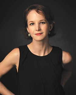 Kassandra Montag is one of more than 100 authors featured at Oklahoma Book Festival Sept. 21. - NANCY KOHLER / PROVIDED