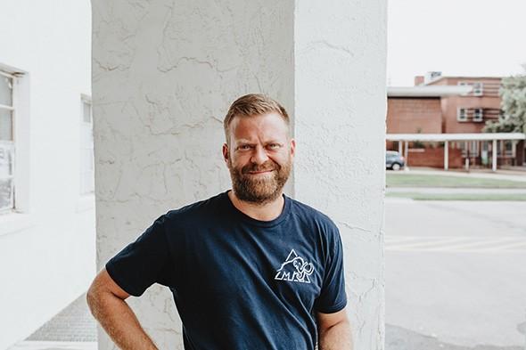 Derek Kern is the co-owner of Mammoth Processing. - ALEXA ACE
