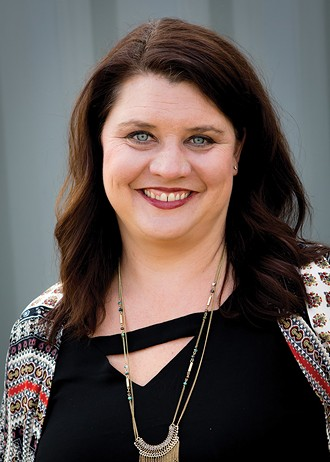 Amy Curran is the executive director of Generation Citizen Oklahoma, a statewide civics education organization. - PROVIDED