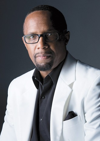 Michael Owens, executive director of Ralph Ellison Foundation, is excited to provide programming and events for The Ellison Hotel. - PROVIDED