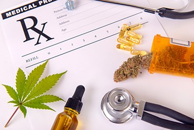Nearly 200,000 Oklahomans have applied for medical cannabis licenses. - BIGSTOCK.COM