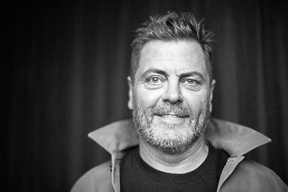 Nick Offerman (Parks and Recreation, Fargo) brings his All Rise tour to OKC 7 p.m. Sept. 29 at The Criterion. - MATT WINKELMEYER / PROVIDED