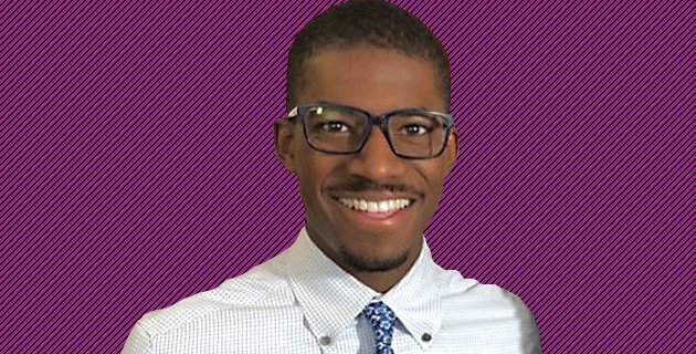J.D. Baker is a sixth-generation Oklahoma City native and serves as a special assistant to mayor David Holt and is the liaison to the LGBTQ community for the mayor's office. - PROVIDED
