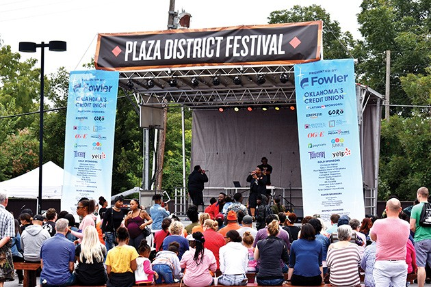 An estimated 35,000 people attended last year's festival.