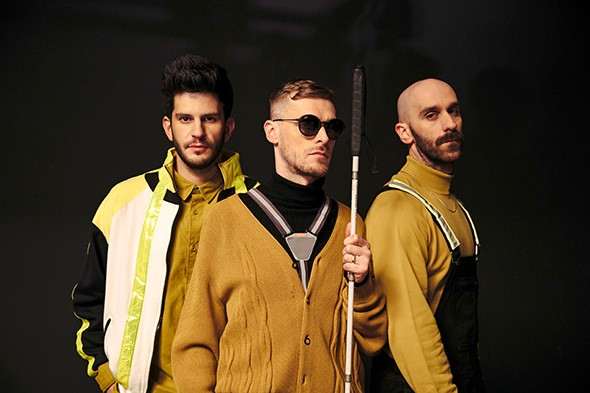 X Ambassadors plays 6:30 p.m. Oct. 13 at The Jones Assembly. - LAUREN KALLEN / PROVIDED