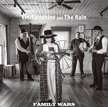 Family Wars will be released Oct. 18. - PROVIDED