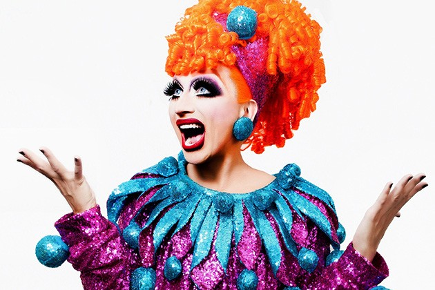 Bianca Del Rio performs 8 p.m. Nov. 6 at Hudiburg Chevrolet Center at Rose State College in Midwest City. - RENE KOALA / PROVIDED