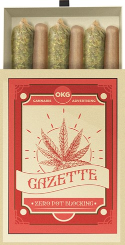 Social media has not welcomed medical cannabis advertisements with open arms. However, Oklahoma Gazette has been a great source for advertising. - PHILLIP DANNER