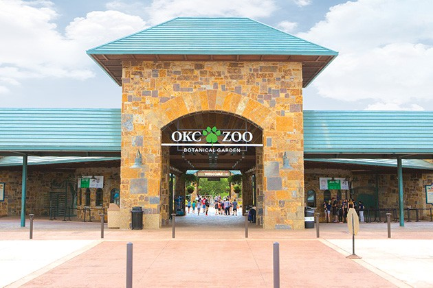 Oklahoma City Zoological Park and Botanical Garden is getting several new expansions and renovations for animal habitats in anticipation of a major new exhibit. - OKC ZOO / PROVIDED