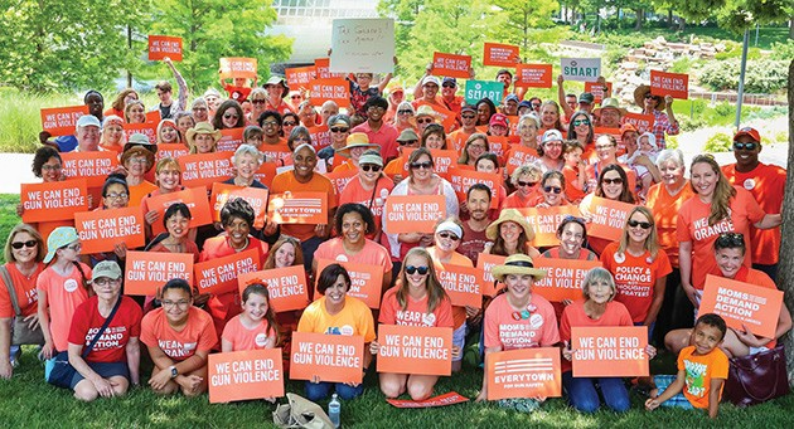 "Several members of Moms Demand Action Oklahoma are gun owners but still advocate for ""common sense"" gun legislation. - PROVIDED"