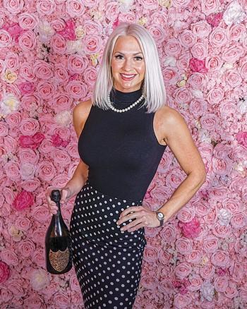 The Eleanor owner Amanda Bratcher - PHILLIP DANNER
