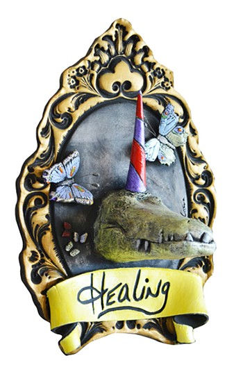 """""""Healing"""" by Nicole Moan - PROVIDED"""