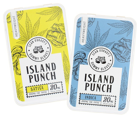 Sean O' Grady's Island Punch Gummy Gloves - PROVIDED