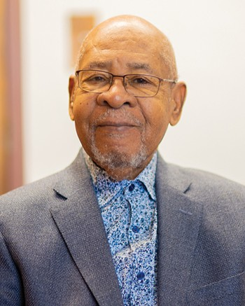 George Henderson and his family were Norman's first black residents when it was still a sundown town. - MIGUEL RIOS