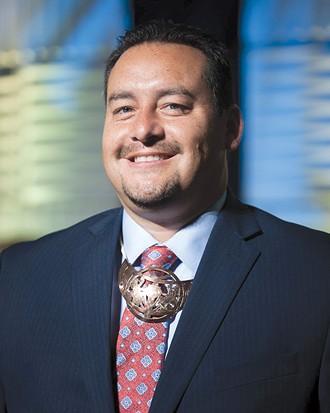 Matthew Morgan, chairman of Oklahoma Indian Gaming Association, said the tribes continue fulfilling their compact responsibilities. - OKLAHOMA INDIAN GAMING ASSOCIATION / PROVIDED
