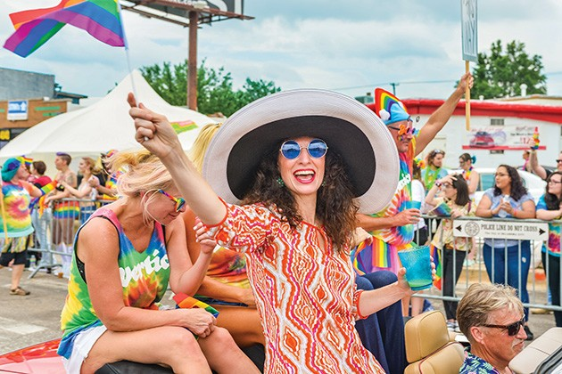 39th Street District hosts Pride on 39th June 12-14 in the historic gay district. - NICK MAREK PHOTOGRAPHY / PROVIDED