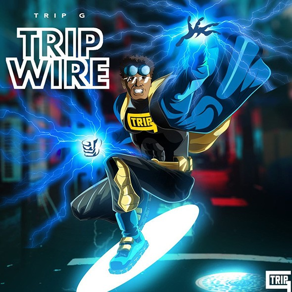 Trip Wire will be released March 18. - PROVIDED