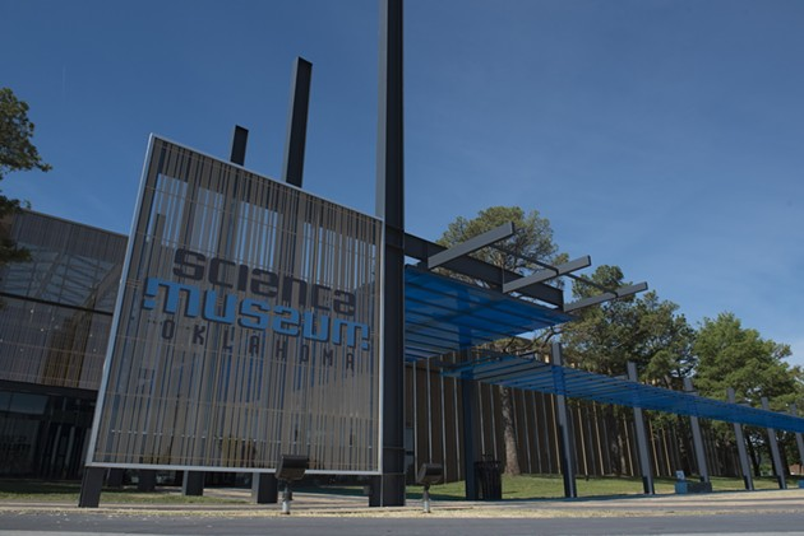 Science Museum Oklahoma is temporarily closed beginning March 15. - SCIENCE MUSEUM OKLAHOMA / PROVIDED