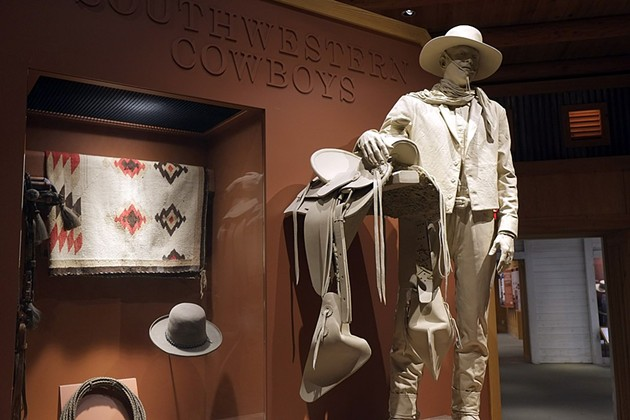 National Cowboy & Western Heritage Museum is temporarily closed. - GORUP DE BASANEZ / WIKIMEDIA COMMONS / PROVIDED