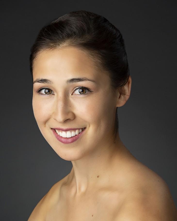 Natalie Matsuura - OKLAHOMA CITY BALLET / PROVIDED