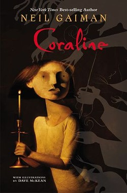 Coraline by Neil Gaiman - HARPER COLLINS PUBLISHERS / PROVIDED