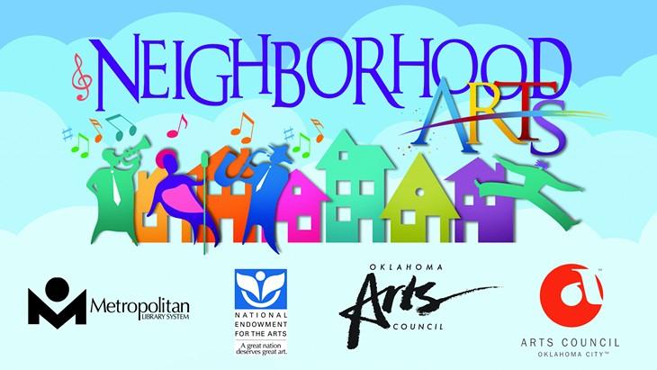 ARTS COUNCIL OKLAHOMA CITY / PROVIDED