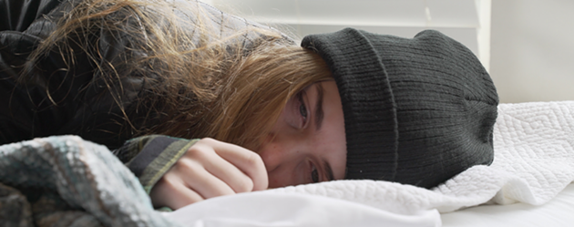 Code Red stars Chloe Wyatt as Kiara Folsom, a teenager navigating everyday life while her mother is incarcerated. - CODE RED / DEADCENTER FILM FESTIVAL / PROVIDED