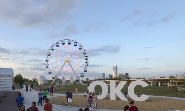 Wheeler District Ferris wheel reopens June 16. - WHEELER DISTRICT / CANDOR PR / PROVIDED