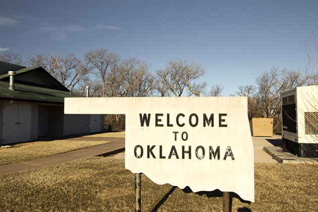Oklahoma History Center's exhibit In the Vernacular: Everyday Images of Oklahoma Life celebrates everyday image-making. - BIGSTOCKPHOTO.COM