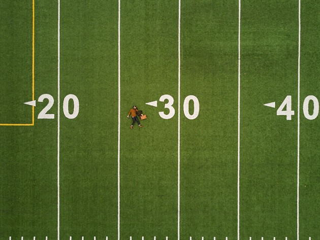 It remains unclear whether extracurricular activities like football will take place this year. - UNSPLASH.COM