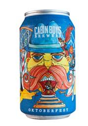 Cabin Boys Brewery - PHIL DANNER